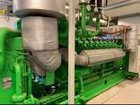 Б/У газовый двигатель Jenbacher J 620 GS-NL, 2009 г. - фото 3