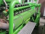 Б/У газовый двигатель Jenbacher JGS420 GSNL,1412 Квт,2005 г. - фото 5