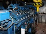 Б/У газовый двигатель MWM TBG 604-V-12, 1988 г. , 590 Квт - фото 3