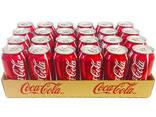 Coca cola 330ml / Coca cola 33cl can for sale in EU - photo 2
