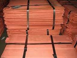 Copper Cathode Plates