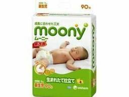 Детские подгузники Merries, Moony, GooN оптом из Японии