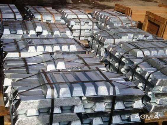 Кадмий в чушке | Cadmium Ingot 99.95%