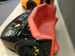 Luxury racing sofas lamborgini murcelago are designed and pr
