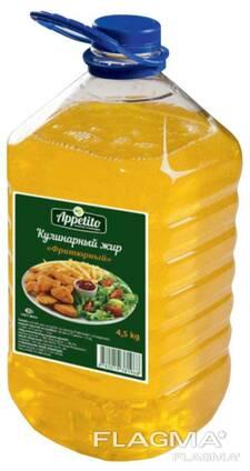 Fat frying Oil «Appetito», 4.5/ 5 kg