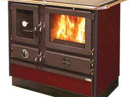 Печь-камин STM4DL/D RED/ Fireplace stove STM4DL/D RE