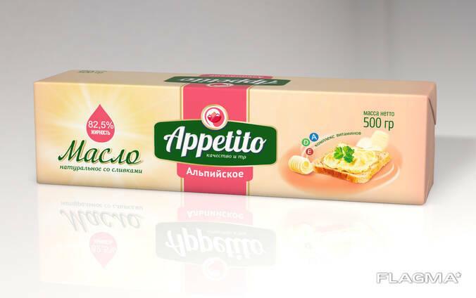"""""""Appetito"""" spread (Alpine) 82.5% 500gr"""